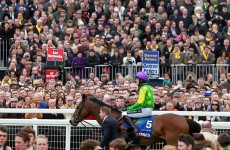 A man accidentally called his wife Kauto Star when they were in bed together