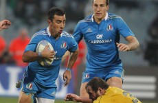 November Tests: Wallabies hang on for narrow win in Italy