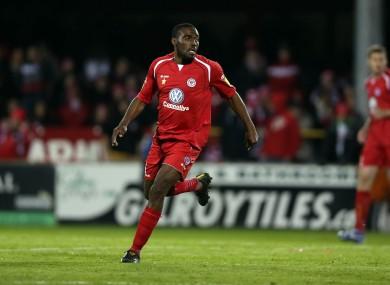 Joseph Ndo played an integral role in Sligo's title win last season.