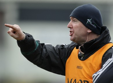 Carew has been confirmed as the new Waterford manager.