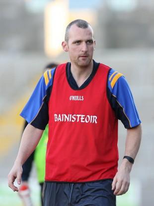 Errigal Ciaran manager Ronan McGuckin.