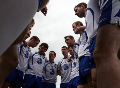 The Waterford footballers have a new manager.