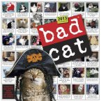 Clearly this is the calendar you need in your life if you're prone to forgetting that cats are actually bad. (Calendar by Workman.com)