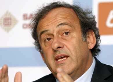 Michel Platini says UEFA have yet to finalise plans regarding the choice of venues for Euro 2020.