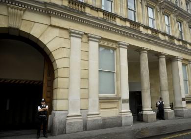 File photo of Bristol Crown Court.