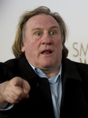Gerard Depardieu. Not a fan of high tax rates.