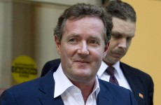 Thousands sign petition to have Piers Morgan deported from US