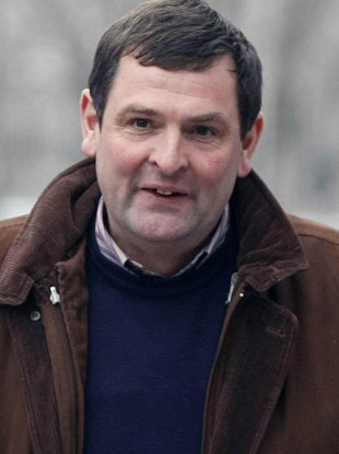 The late Junior Minister Shane McEntee