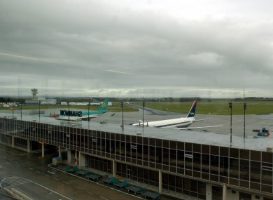 File photo of Shannon Airport