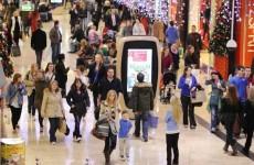 Irish consumer confidence rose in November