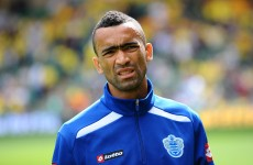 QPR defender Bosingwa fined after sub snub