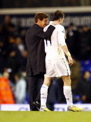 Villas-Boas believes Bale has been unfairly treated.