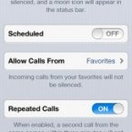Take advantage of iOS 6's 'Do Not Disturb' feature: Right inside the settings menu is one of Apple's latest iPhone features,