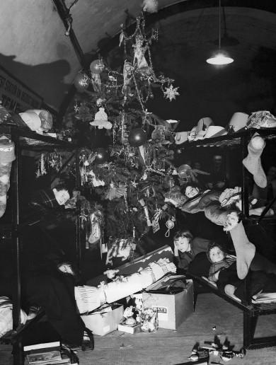 PICS: Surviving Christmas during World War II