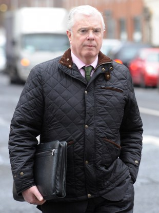 Fine Gael TD for Dublin South Peter Mathews (File photo)