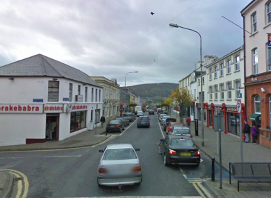 The close-knit community of Buncrana has been shocked by the incident, which occurred on Saturday morning.