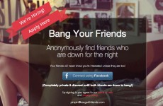 Anonymous Facebook sex app claims five new users a minute