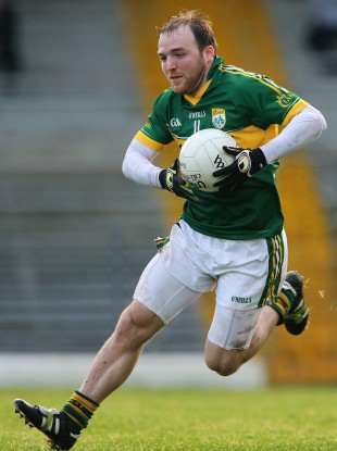 Darran O'Sullivan found the net for Kerry yesterday.