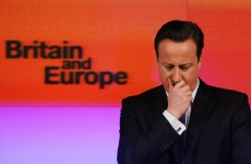"""""""Ireland must take a stand against Cameron's plan to dismantle the EU"""" – Martin"""