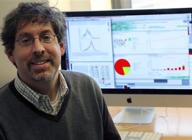 Jeffrey Shaman at Columbia University in New York led study into predicting the peak of flu season.