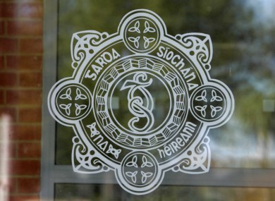 Garda stations are due to start closing from this week.