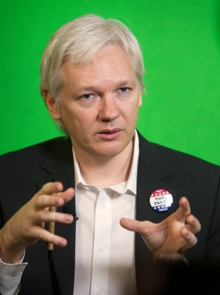 Julian Assange (File photo)