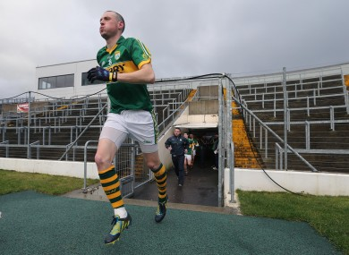 Donaghy: expected to be fit this weekend.