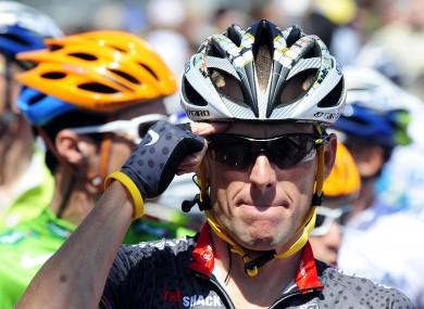 Lance Armstrong: won seven consecutive Tours de France during Verbruggen's reign.