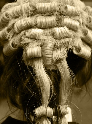 Among the many provisions of the proposed new laws is the abandonment of the traditional court wigs and robes for barristers.