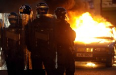 PHOTOS: 29 PSNI injured after latest night of violence in Northern Ireland