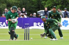 Ireland to host Pakistan in ODI series this summer