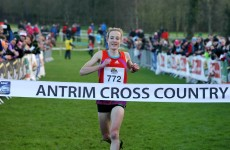 More success for Britton at Antrim International Cross Country event