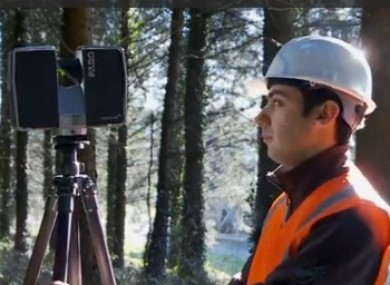 Screenshot from Treemetrics promotional video.