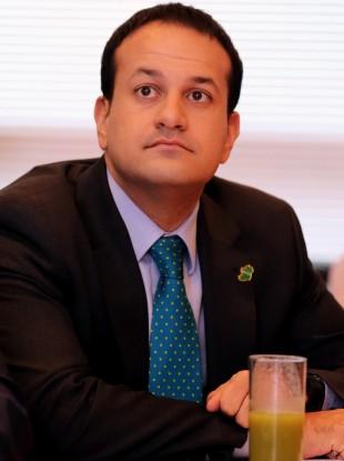 Transport Minister Leo Varadkar