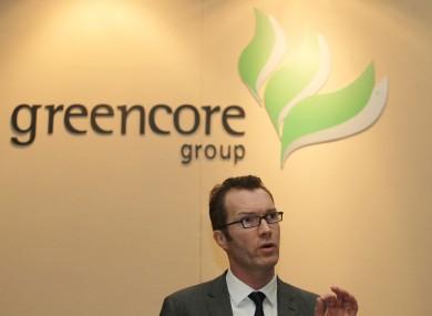 CEO of Greencore Patrick Coveney