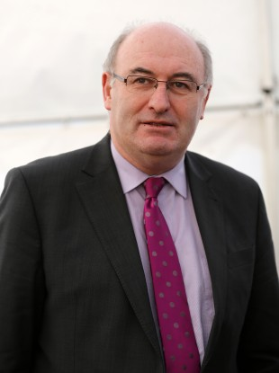 Minister for the Environment Phil Hogan
