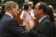 EU leaders battle over budget at tough summit