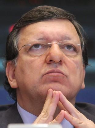 European Commission President Jose Manuel Barroso.