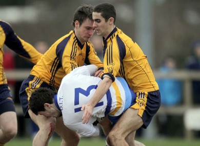 DCU are in action against DIT tomorrow.
