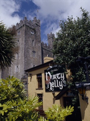 Would Russian tourists be up for a tour of Bunratty Castle in Clare, followed by a tipple in Durty Nellys?