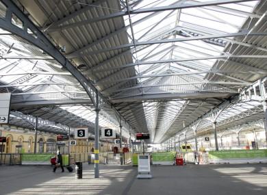 Heuston Station (File photo)