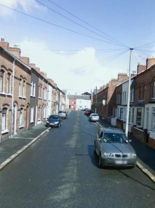 Hawthorn St, Belfast