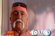 VIDEO: Hulk Hogan predicts Man Utd will 'squash' Everton on Football Focus