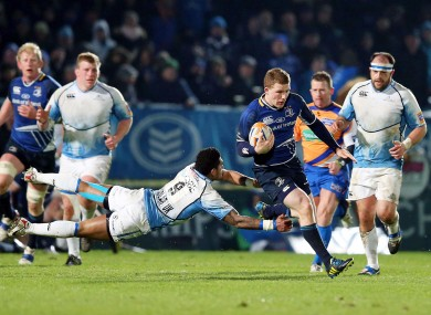 Andrew Conway evaded Niko Matawalu during the top-of-the-table clash.