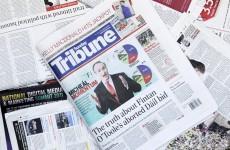 Seven former 'Sunday Tribune' journalists receive redundancy pay