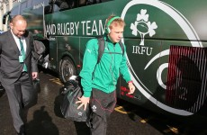 Luke Marshall keen to put 'surreal' debut behind him and take on France