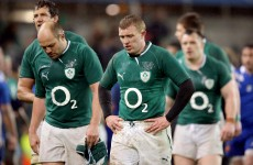 Missed opportunity as Ireland have to settle for draw with French