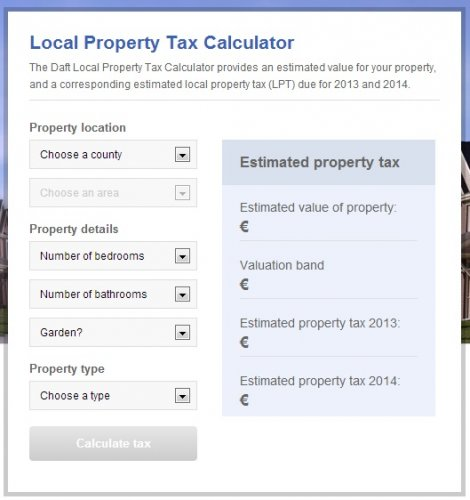 Property Value Calculator Ireland