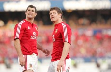 'I'm sure he'll be on the plane' – Kearney backs O'Driscoll for Lions