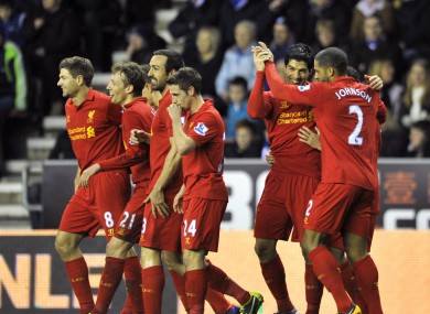 Liverpool take on Tottenham this weekend.